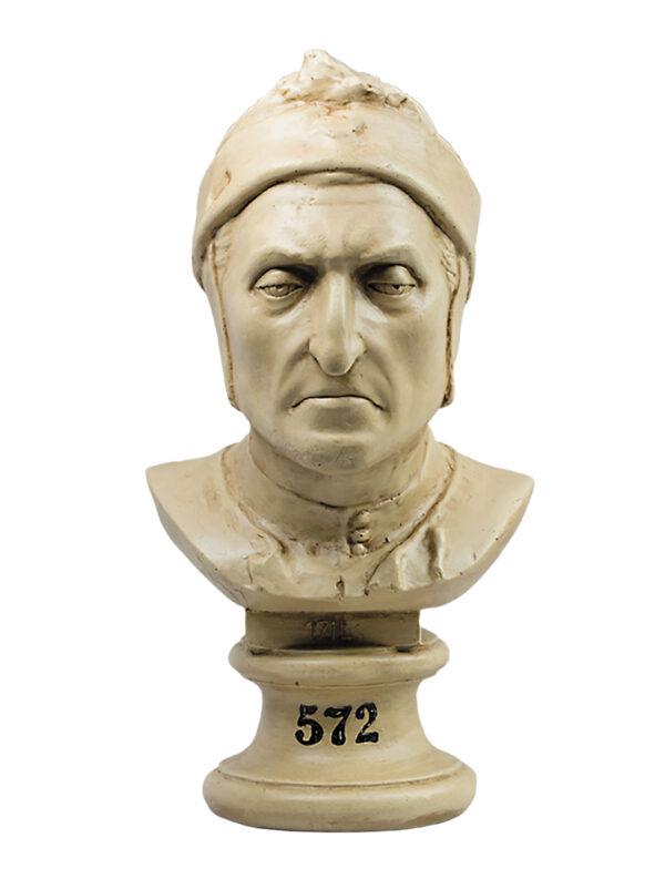 Bust of Dante Alighieri