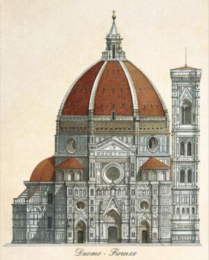 El Duomo de Florencia, Santa Maria del Fior