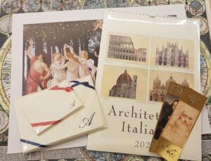 Pósters, láminas de arte, papel de regalo y herbarios