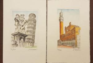 Italian Cities (wo/Florence)