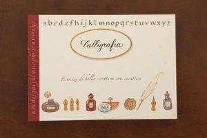 Caligrafía. Ejercicios de bella escritura con carácter