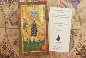 Tarot of Visconti Brambilla, 15th century