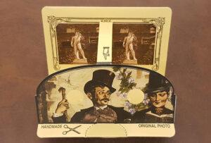 3D Vintage Karten