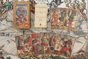 Tarots de Sola Busca siglo  XV