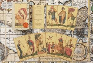 Tarot Neoclassical - Gumppenberg Milan about 1810