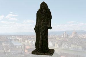 Statua Balzac de Rodin