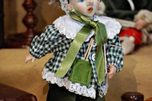 Pinocchio scolaro somaro verde