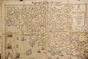 La Toscana di Hieronimo Bell'Armato (1558)