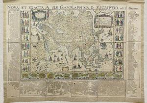 Asia di G. Bleau (1669)
