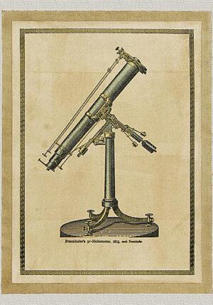 Heliometer, 1815