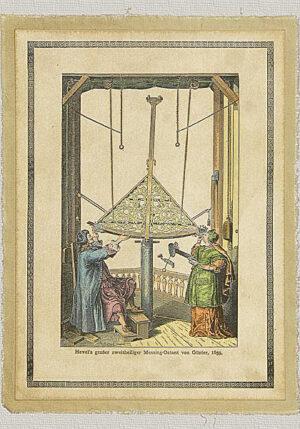 Ottante di Hevel, 1659