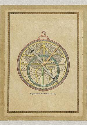 Regiomontan's Astrolabium